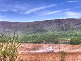 Working The Land by jim88bro
