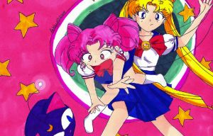 Chibiusa's Spanking by Magical-Mama