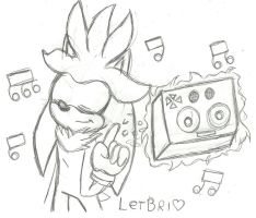 Silver's Music by LetBri