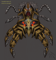 Movie Unicron concept by Superbdude1