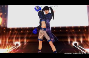 Lei Fang Ring Entrance by gravureboxing