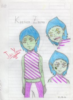Katskot Zitma by 97stephanie97