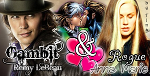 Rogue+Gambit signature banner by December-Devil