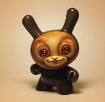 fluffy dunny by JasonJacenko