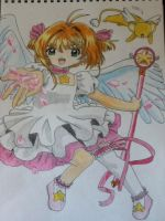 Sakura Card Captor by Sarinda