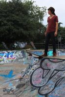 Skate Park #8 by TJPemble