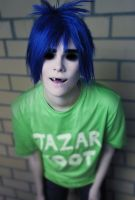2D cosplay by pollypwnz