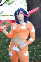 Ryuko Matoi Pajamas! by HoneyMaRy