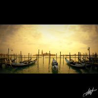 Gondolas by laughsofgreed