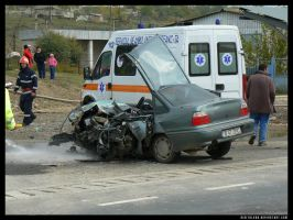 Photojournalism car accident5 by digitalgod