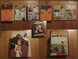 Professor Layton and the Eternal Diva DVD by BenjaminHunter
