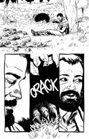 Undertow #3 presents The Forgetting Pt. 2, Pg.14 by ADAMshoots