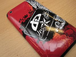 iPhone Skin by MBijen