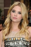 Ashley Benson by cljh