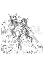 Fangirl Obsessions by Jianre-M