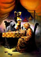 Checkmate by peterpulp