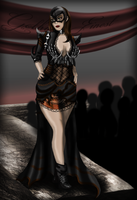 GF Pageant Round Two: Grimm Couture by MonocleComplex