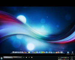 My Desktop in 2010 by Zamolxes