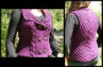 Backbone Vest by radioactive-orchid