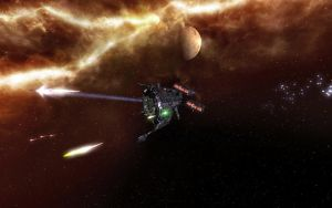 Terran Conflict - Scenic Shot 2 by Shroomworks