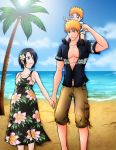 Happy Tropical Family by RivaAnime