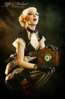 SteamPunk Lady. by LittleBitLizbit