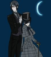 Blackbutler by artbyjordanpascal