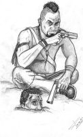 Vaas of Far Cry 3 by Thesniper92 by TheSniper92