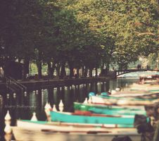 Boats by Blurry-Photography