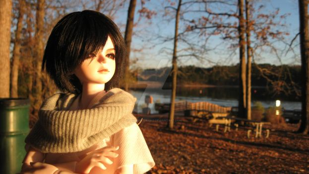 So, we went to the lake 2 by AngelicTakiko