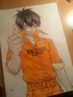 Staz -Blood Lad by YataMi-sa-ki
