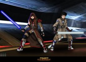 The Old Republic OC's by taresh