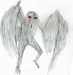 mothman by nemisis3242