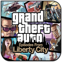 Grand Theft Auto IV: Episodes from Liberty City v4 by griddark