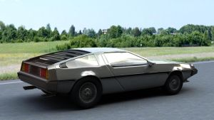 DeLorean 02 by ThunderChildFTC