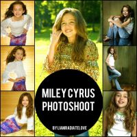 Miley Cyrus Photoshoot. 004 by LiamRadiateLove