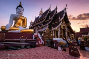 Wat Ratchamontian by DrewHopper