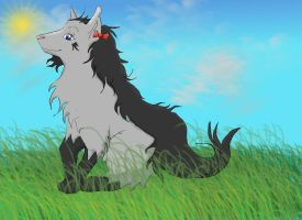 Mightyena by ZoeCakes