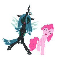 Pinkie Dance by Nianara