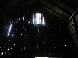 Starry Barn 1 by Windthin