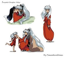 Inuyasha by Spirit-woods
