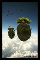 The Flying Rock by Sheley2