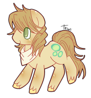 Little stallion. by Tewi-kun
