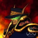 Aramuil, Fire Mage by jocarra