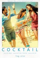 COCKTAIL first poster by metalraj