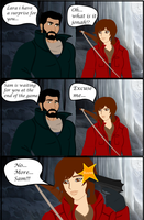 Lara comic by odovoro