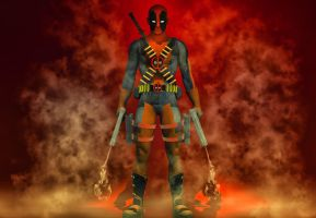 Deadpool new release by hiram67
