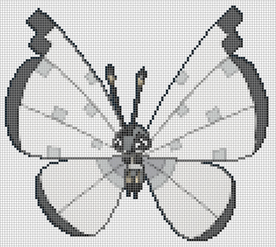 666.11  Vivillon by Electryonemoongoddes