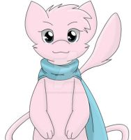 Andy The Mew ID by Zander-The-Artist