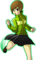 Chie PNG by Derede